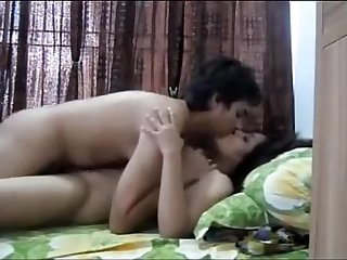 Young Desi indian love