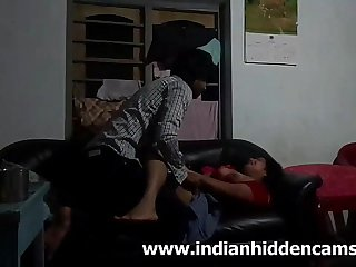 Indian Bhabhi Secretly Fucked By Her Husband Brother - IndianHiddenCams.com